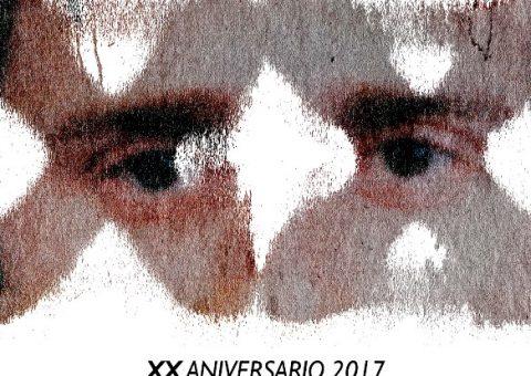 Cartel XX Aniversario