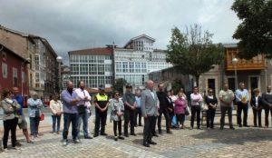 Acto por el XIX Aniversario Miguel Ángel Blanco en Reinosa.