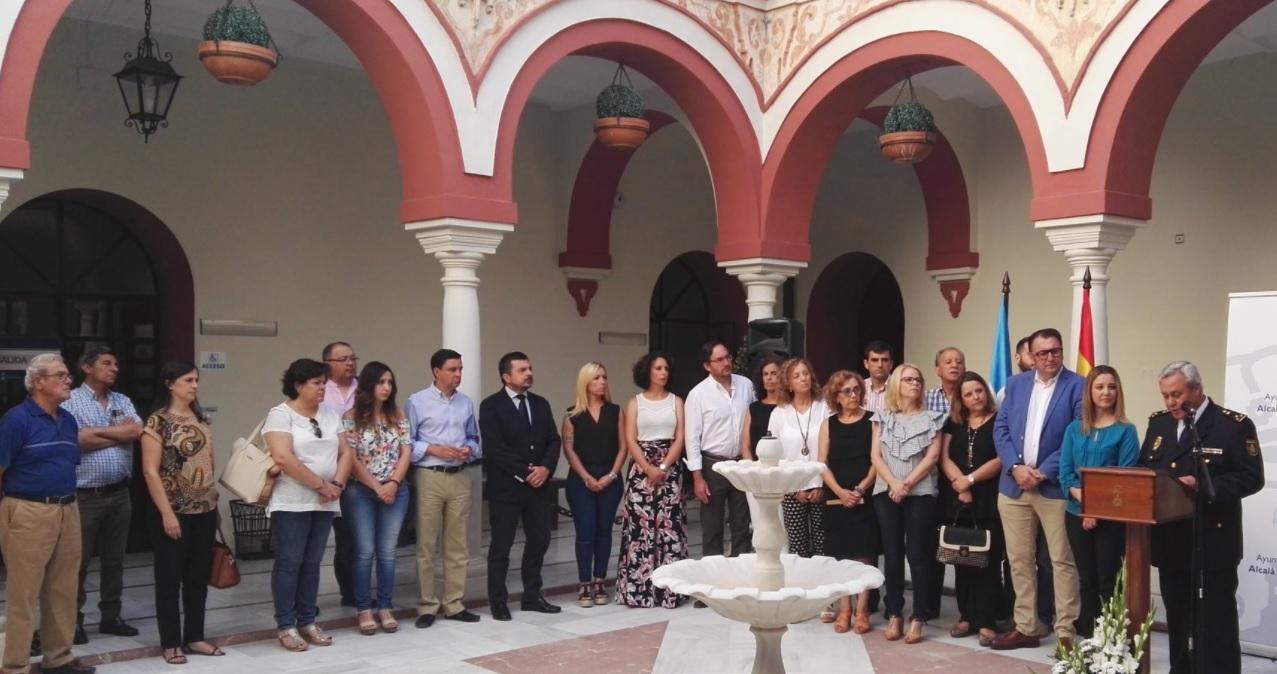 Lectura del Ayuntamiento de Alcalá de Guadaira.